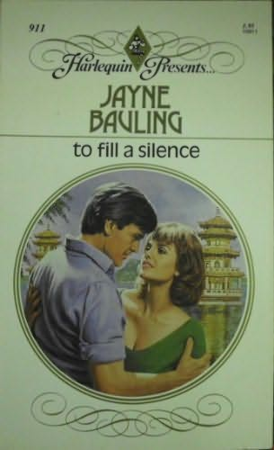 book cover of To Fill a Silence