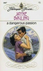 book cover of A Dangerous Passion