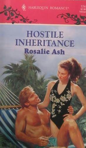 book cover of Hostile Inheritance