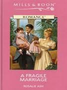book cover of A Fragile Marriage