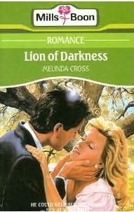 book cover of Lion of Darkness