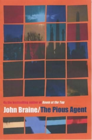 book cover of The Pious Agent