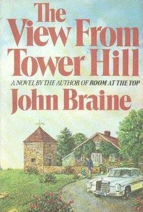 book cover of The View From Tower Hill