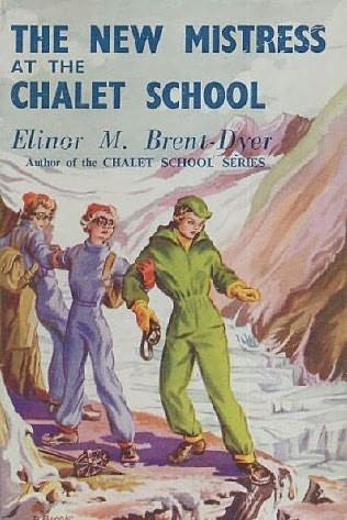 book cover of The New Mistress At the Chalet School
