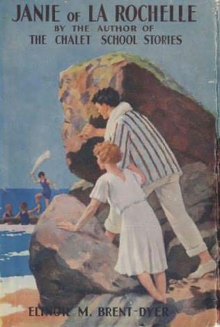 book cover of Janie of La Rochelle