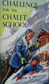 book cover of Challenge for the Chalet School