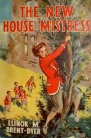 book cover of The New House Mistress