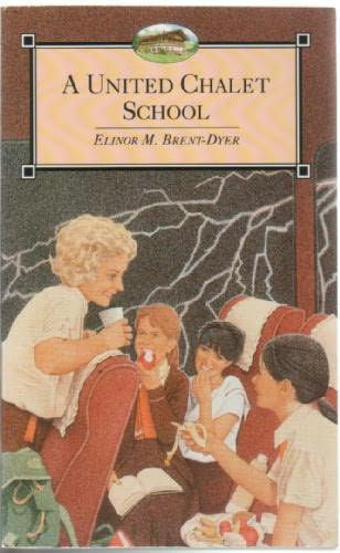 book cover of A United Chalet School