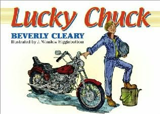 book cover of Lucky Chuck