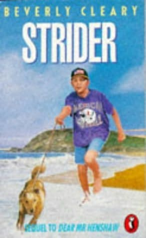 book cover of Strider