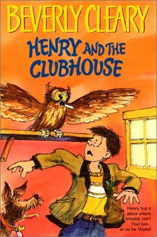 Henry and the Clubhouse (Henry Huggins, book 5) by Beverly ...