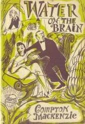 book cover of Water On the Brain
