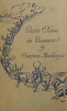 book cover of Santa Claus in Summer