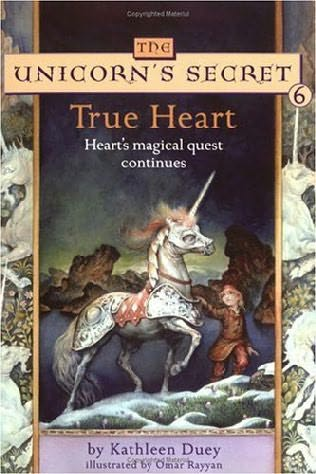 book cover of True Heart