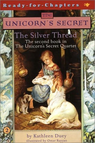 book cover of The Silver Thread