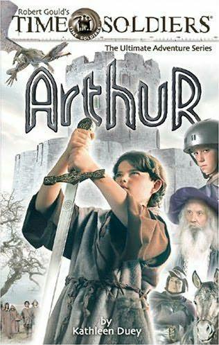 book cover of Arthur