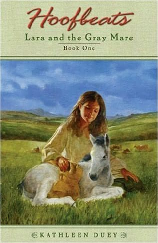 book cover of Lara and the Gray Mare