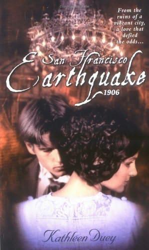 book cover of San Francisco Earthquake, 1906