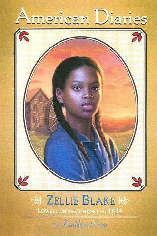 book cover of Zellie Blake
