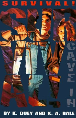 book cover of Cave-In