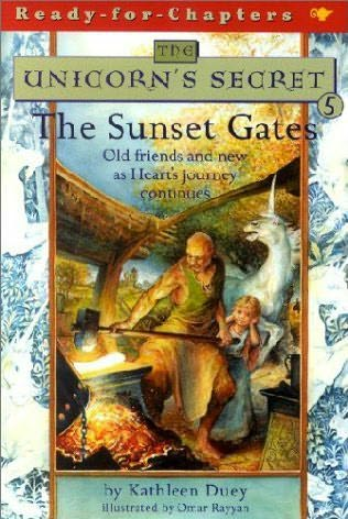 book cover of The Sunset Gates