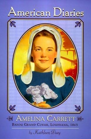 book cover of Amelina Carrett