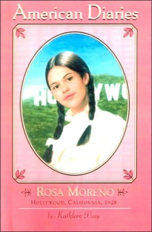 book cover of Rosa Moreno