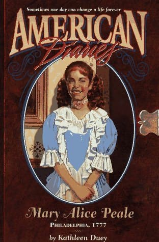 book cover of Mary Alice Peale