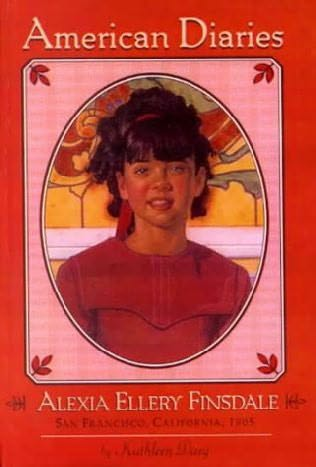 book cover of Alexia Ellery Finsdale