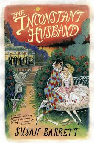 book cover of The Inconstant Husband