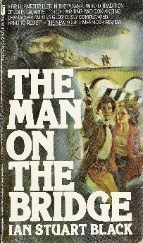 book cover of The Man On The Bridge