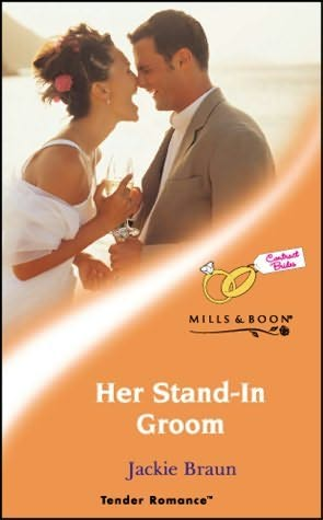 book cover of Her Stand-In Groom