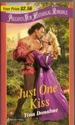 book cover of Just One Kiss