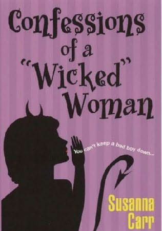 book cover of Confessions of a Wicked Woman