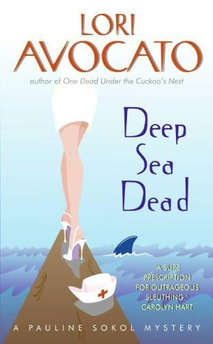 book cover of Deep Sea Dead