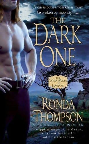 book cover of The Dark One  (Wild Wulfs of London, book 1)byRonda Thompson