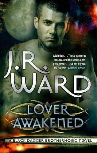 book cover of   Lover Awakened    (Black Dagger Brotherhood, book 3)  by  J R Ward