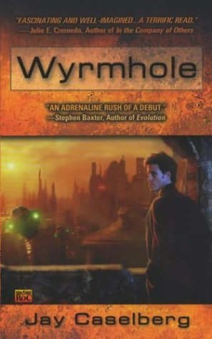 book cover of Wyrmhole
