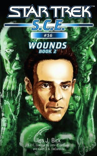 book cover of Wounds, Book 2