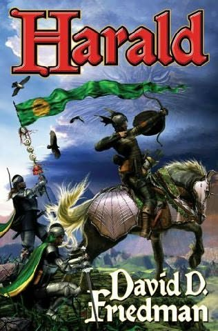 book cover of Harald