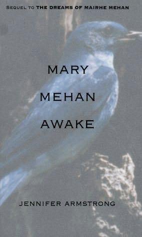 book cover of Mary Mehan Awake