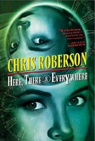 book cover of Here There and Everywhere