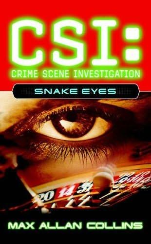 book cover of Snake Eyes