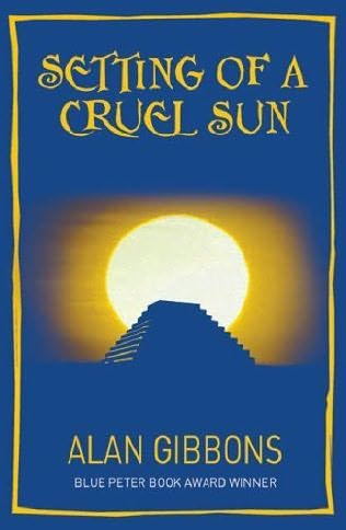 book cover of Setting of a Cruel Sun
