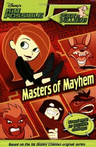 book cover of Masters of Mayhem