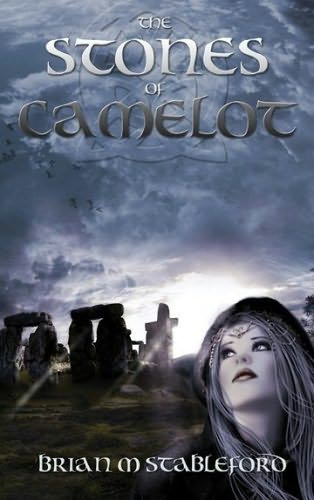 book cover of The Stones of Camelot