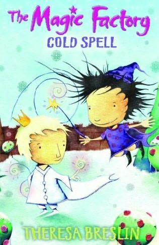 book cover of Cold Spell
