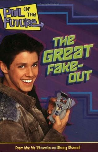 book cover of The Great Fake-Out