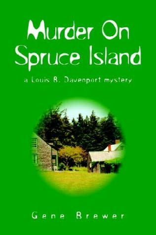book cover of Murder On Spruce Island