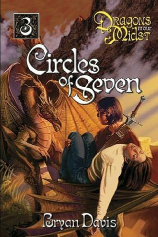 book cover of The Circles of Seven